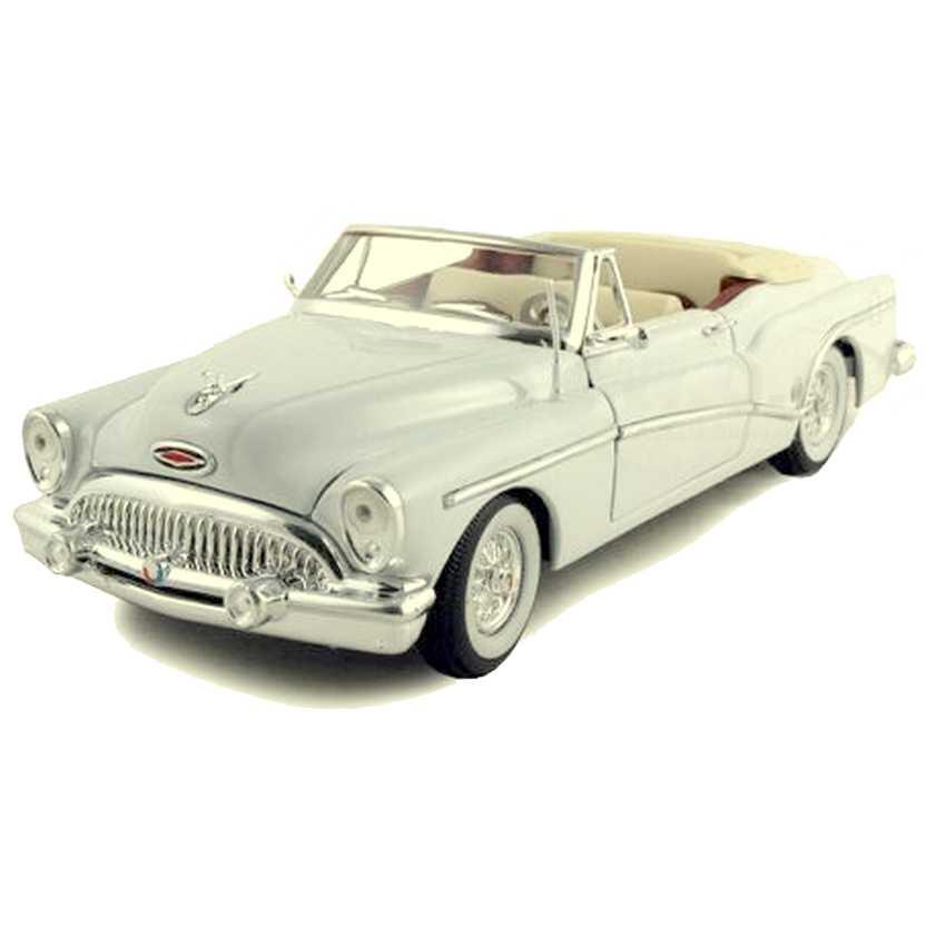Buick Skylark conversível branco (1953) miniaturas Signature Models escala 1/32