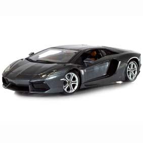 Burago 1/18 Lamborghini Aventador LP 700-4 (2012) cinza