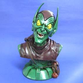 Busto do Duende Verde