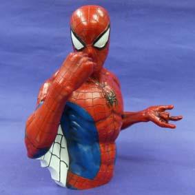 Busto do Homem Aranha