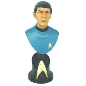 Busto Spock