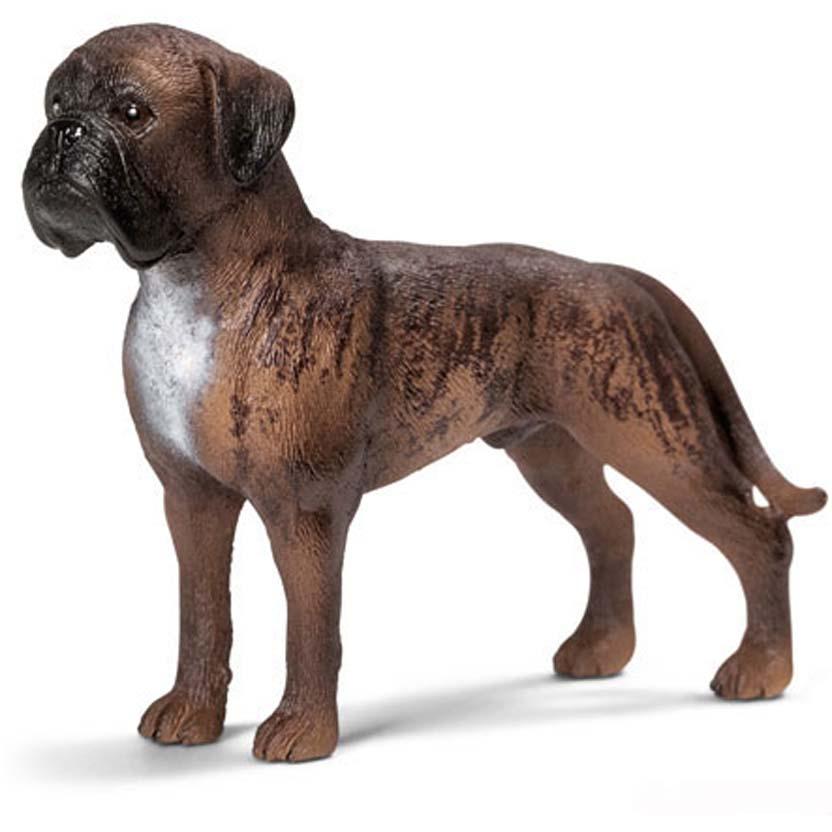 cão Boxer macho 16389 - lançamento Schleich 2013