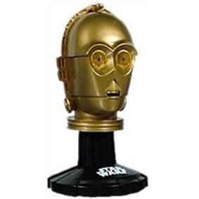 C-3PO Mini Capacete