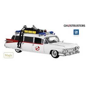 Caça-Fantasmas - Ecto 01 - Ghostbuster - com som