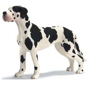 Cadela da Raça Dog Alemão (Schleich do Brasil) 16384