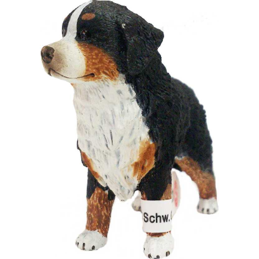 Cadela Montanhez Bernese 16397 marca Schleich Bernese Mountain Dog female