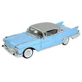 Cadillac Eldorado serie 62 (1958)
