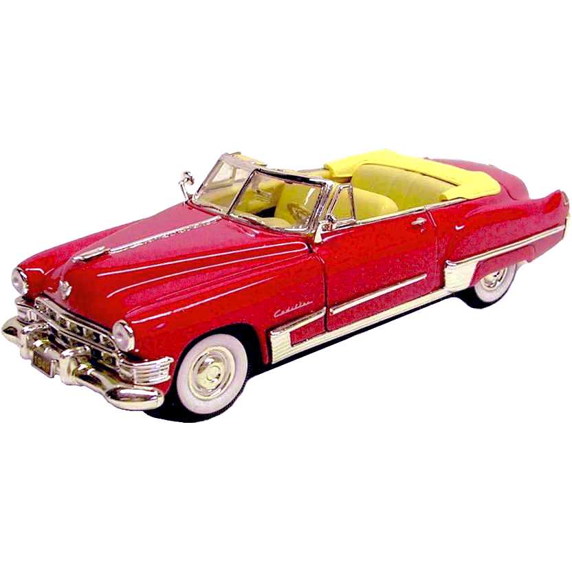 Cadillac Series 62 convertible coupe (1949) conversível Signature escala 1/32