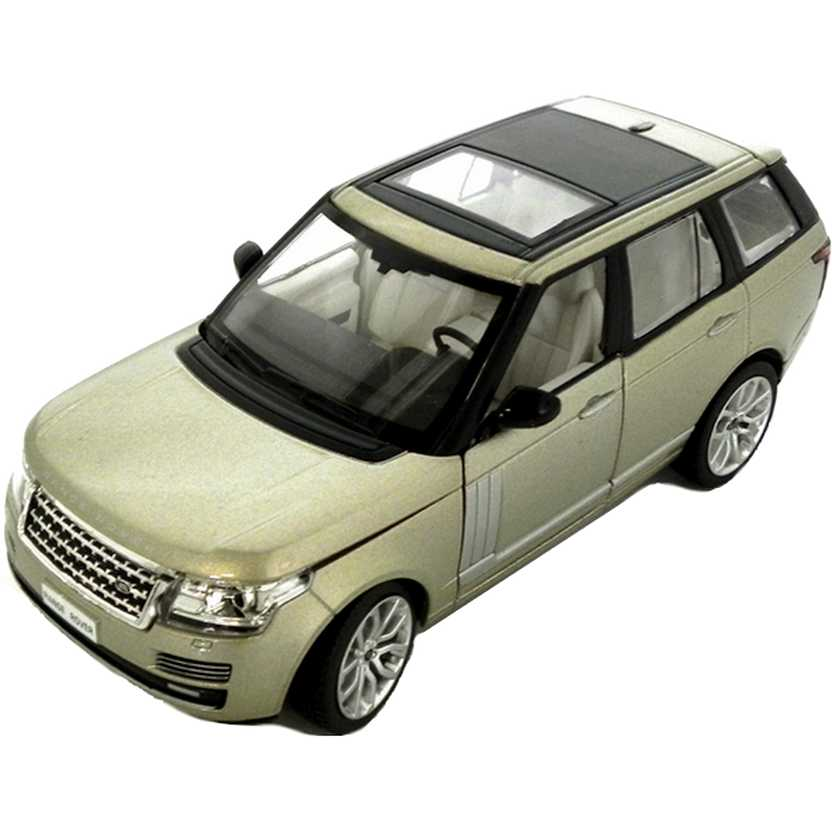 California Action Range Rover - Land Rover escala 1/24 com som e luz
