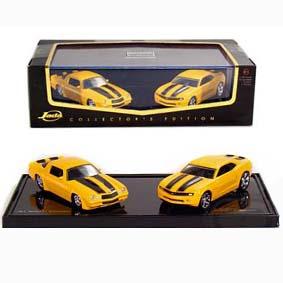 Camaro (1981) + Camaro Concept (2006) - Bumble Bee