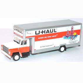 Caminhão International 2a (U Haul California)