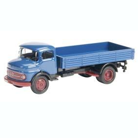 caminhão mercedes benz l311 pickup arte em miniaturas
