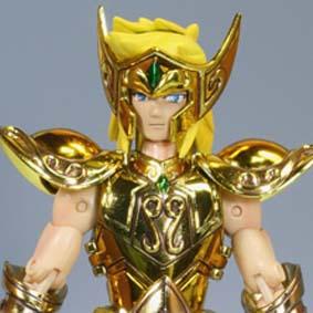 Camus de Aquario (Cloth Myth) Boneco Cavaleiro do Zodíaco Bandai