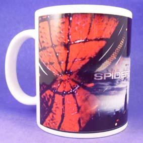 Caneca Amazing Spider-Man ( em cerâmica ) O Espetacular Homem-Aranha