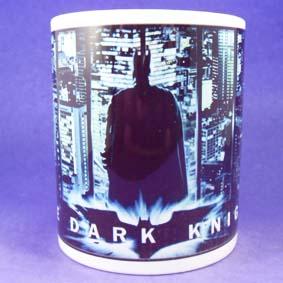 Caneca Batman: O Cavaleiro das Trevas Ressurge ( em cerâmica ) The Dark Knight Rises