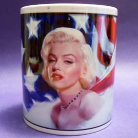 Caneca da Marilyn Monroe