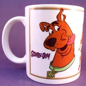 Caneca da Turma do Scooby Doo