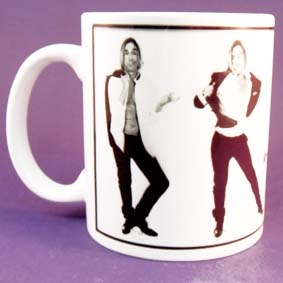 Caneca do Iggy Pop (James Newell Osterberg )