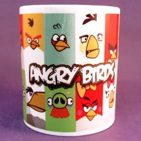 Caneca do Jogo Angry Birds