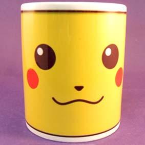 Caneca do Pokemon Pikashu