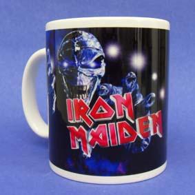 Caneca Eddie The Trooper (em cerâmica) Iron Maiden