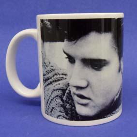 Caneca Elvis Presley ( em cerâmica )