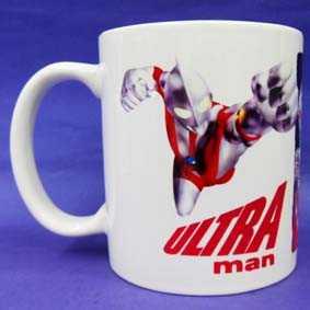 Caneca Família Ultra (Ultraman e Ultraseven)