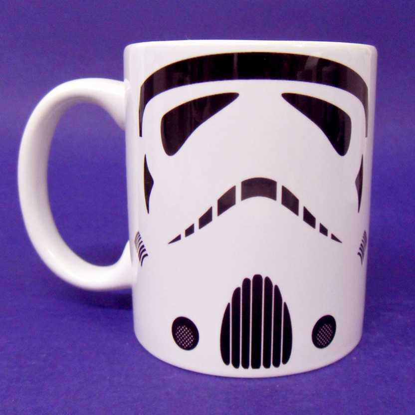 Caneca Guerra nas Estrelas Stormtrooper - Star Wars ( pode ir ao microondas )