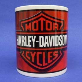 Caneca Harley Davidson ( em cerâmica )