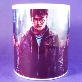 Caneca Harry Potter e as Relíquias da Morte Parte 2 (em cerâmica)