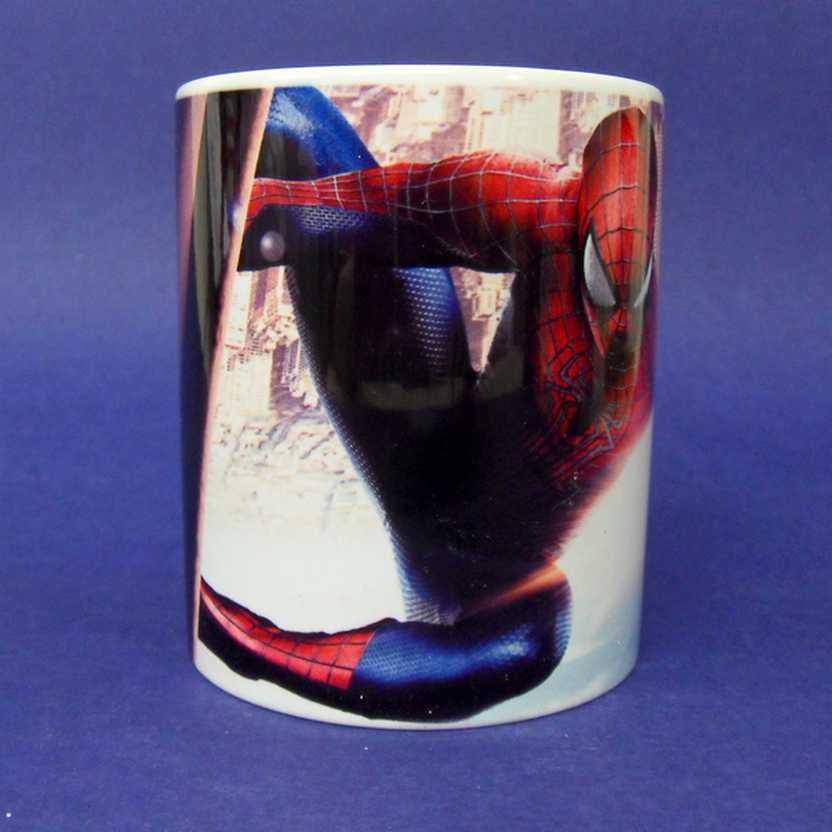 Caneca Homem Aranha - Spider-Man ( pode ir ao microondas )