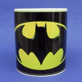 Caneca Logo Batman (em cerâmica)