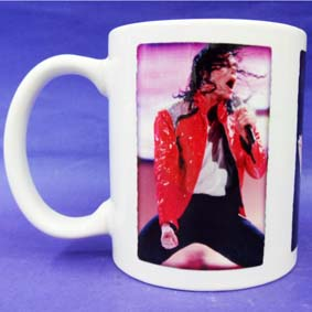 Caneca Michael Jackson