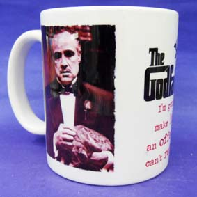 Caneca  O Poderoso Chefão - Godfather