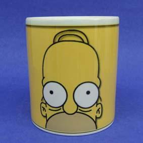 Caneca Os Simpsons - Homer Simpson (em cerâmica)