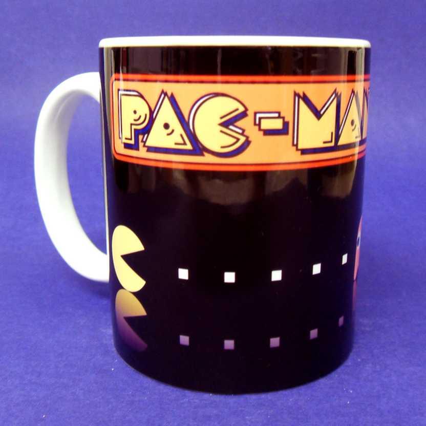 Caneca Pac-Man ( pode ir ao microondas )