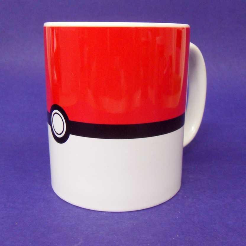 Caneca Pokémon - Pokeball - Pokébola ( pode ir ao microondas )