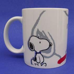 Caneca Snoopy (em cerâmica) Turma do Snoopy
