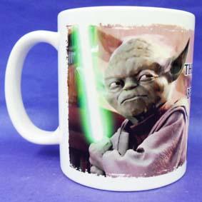 Caneca Star Wars Yoda