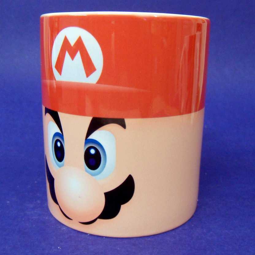Caneca Super Mario Bros. ( pode ir ao microondas )