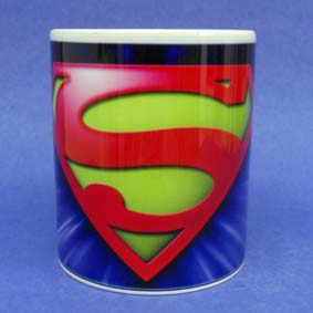 Caneca Superman (em cerâmica) Super Homem