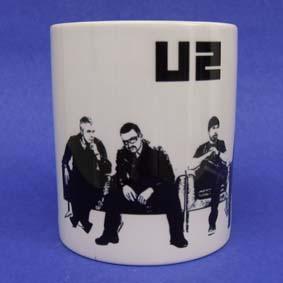 Caneca U2