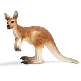 Canguru macho 14608 (Schleich no Brasil) Kangaroo Male