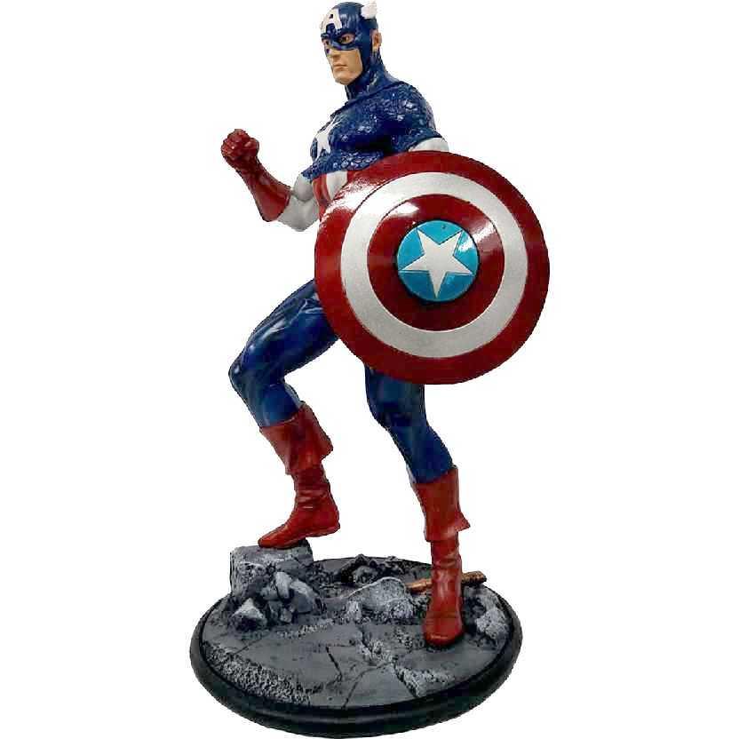 Capitão América com escudo