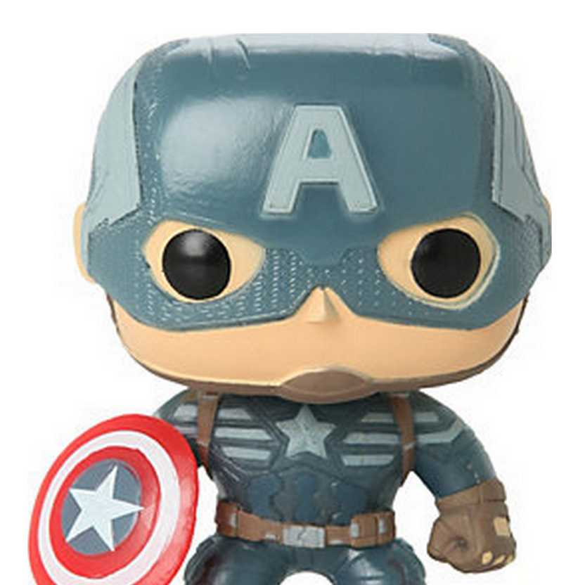 Capitão América POP! Funko Marvel num. 41 - Captain America 2 (Winter Soldier 2014)
