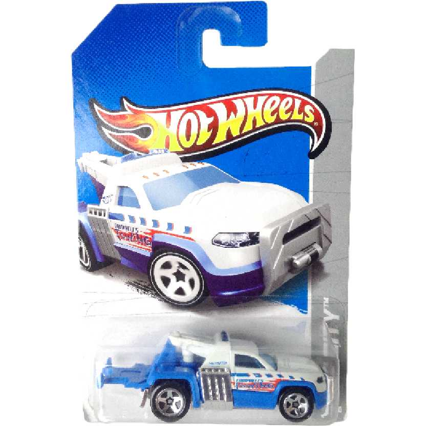 Carrinho 2013 Hot Wheels Repo Duty (Guincho) series 50/250 X1864 escala 1/64