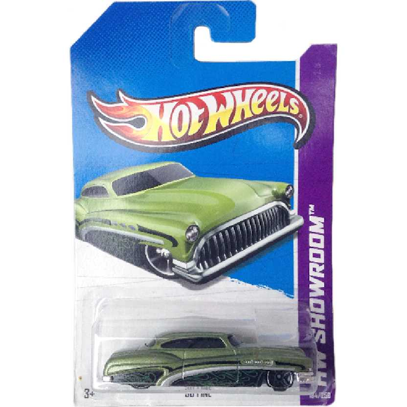 Carrinho 2013 Hot Wheels So Fine series 184/25 X1987 escala 1/64
