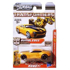 Carrinho Camaro Transformers Speed Stars BumbleBee Nest Series