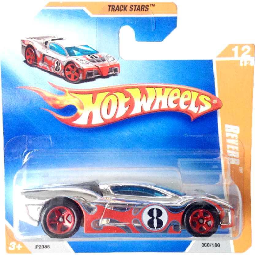 Carrinho da coleção 2009 Hot Wheels Reverb series 12/12 066/166 P2386 escala 1/64