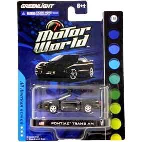 Carrinho em Miniatura Greenlight Pontiac Firebird Trans Am (1999) R3 96030